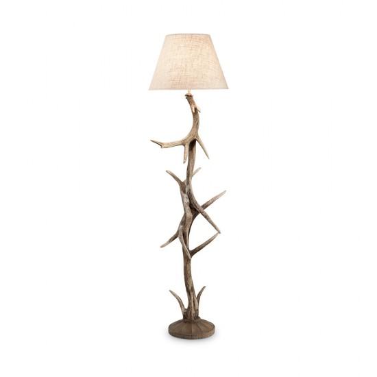 Lampadarul rustic Peleum
