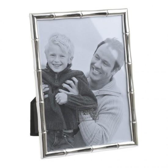 Rama foto metalica 10x15 Silver