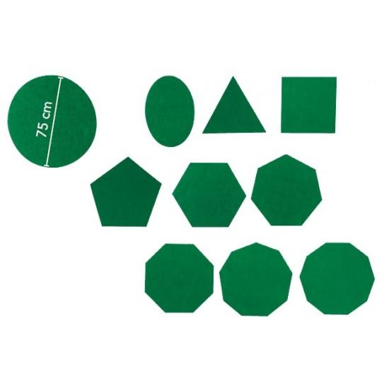 Joc 10 forme geometice