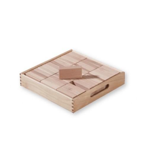 Joc geometrie prin cuboide foarte lungi si jumatati de cuboide