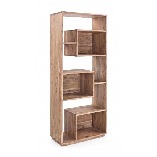 Biblioteca moderna din lemn Monteria
