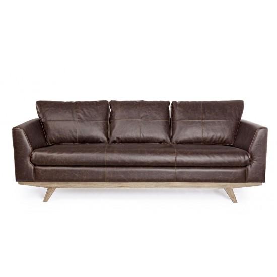 Canapea piele 3 locuri Niels