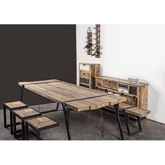 Comoda lemn Sara