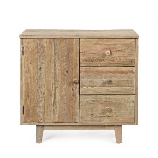 Comoda lemn tec reciclat Della