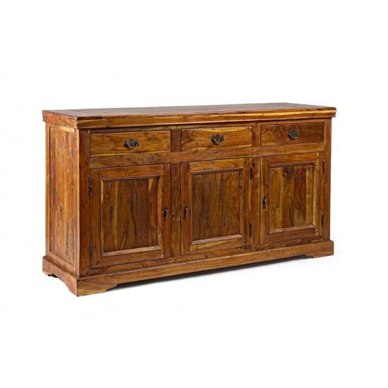 Comoda lemn acacia Nadine