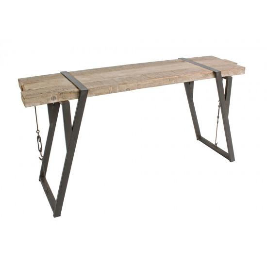 Consola de lemn Agen