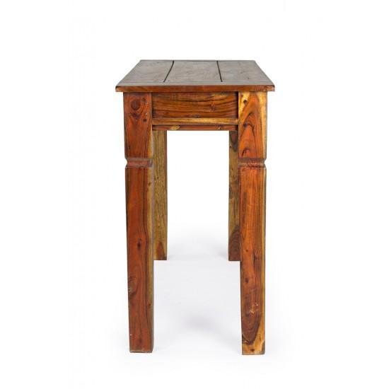 Consola de lemn Maisons
