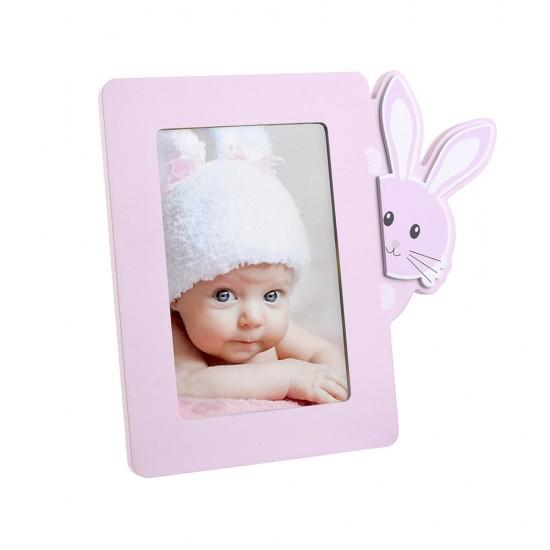 Rama foto copii 10x15 Bunny