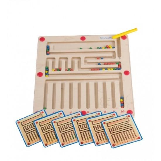 Joc cu 6 table de labirint Ari