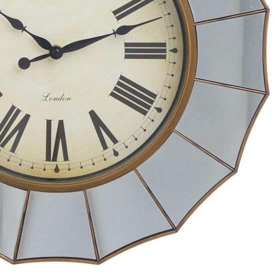 Ceas de perete vintage Mirrors, D40 cm