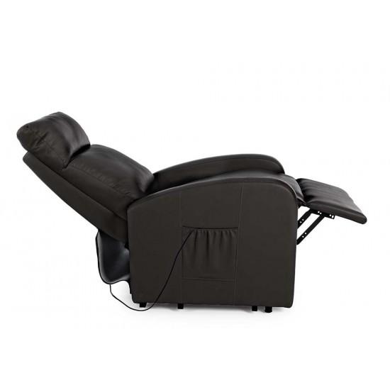 Fotoliu birou recliner cu actionare electrica Odder