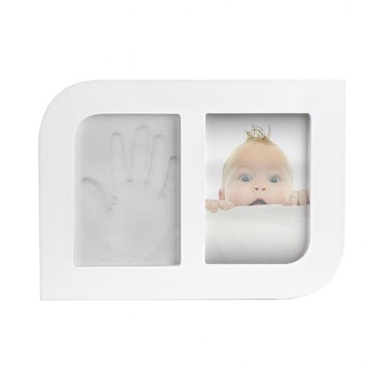 Kit amprenta bebe White