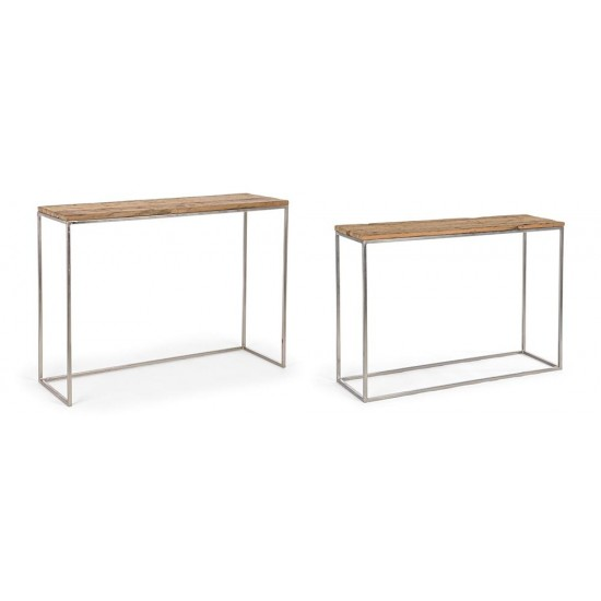 Set 2 console hol moderne Tapin