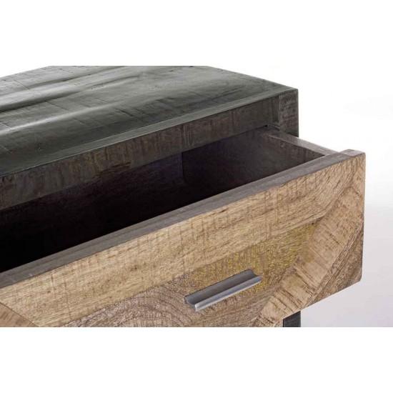 Comoda 4 sertare din lemn de mango Thermos