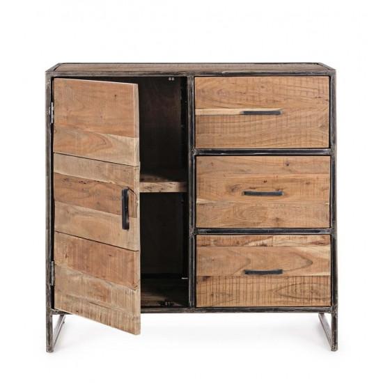 Comoda cu sertare din lemn de acacia Ryde